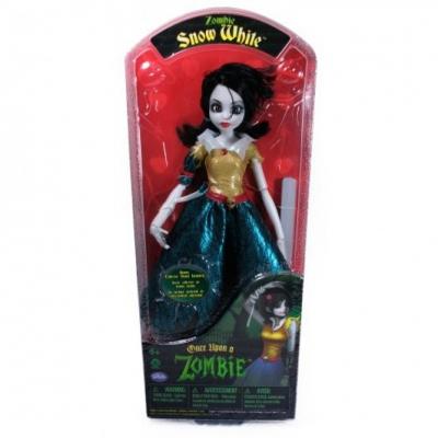 """0904 Кукла """"Зомби"""" Белоснежка Famosa Wow Wee"""