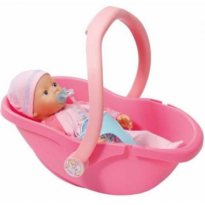 990431 Кукла с переноской Беби Бон Baby Born