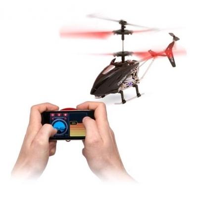 99003/24 Вертолет-гаджет AppCopter для iPhone Apptoyz