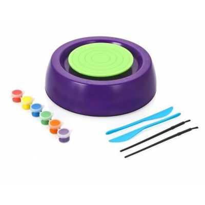 *80857 Набор для творчества Гончарный круг детский Galey Toys