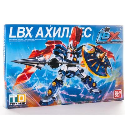 99477 Игрушка LBX Конструкторский набор Ахиллес