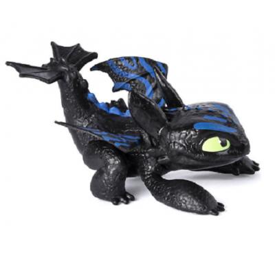 990058t Светящийся дракончик Как приручить дракона Spin Master