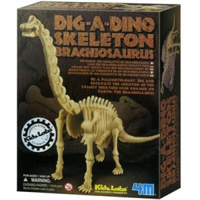 993237 Археологический набор Брахиозавр