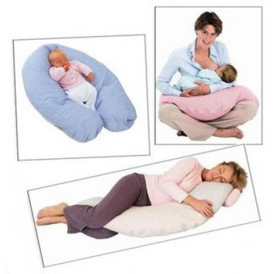 Подушка для беременных и кормления 100% хлопок Body Pillow купить ... fa0ecb615af