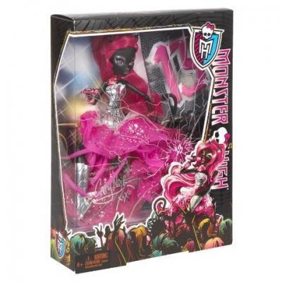 99432-3V Кукла Кетти Нуар (Catty Noir) Monster High Mattel