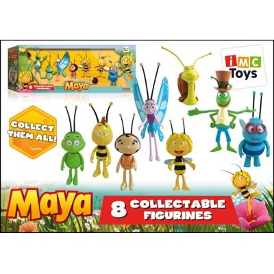 """991423 Набор игрушек-фигурок из """"Пчела Майя"""" 8 штук IMC Toys"""