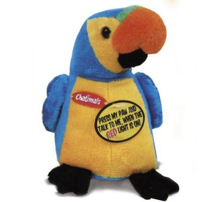 992858 Попугай-повторюшка - веселые повторюшки Чатималс