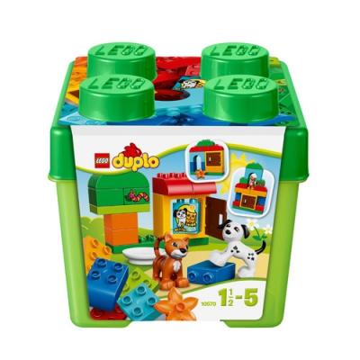9910570 Конструктор LEGO Duplo Лучшие Друзья Кот И Пёс