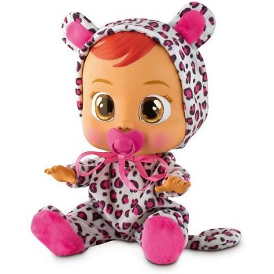 990010 Кукла Плачущий младенец Лея 31 см Cry Babies IMC Toys