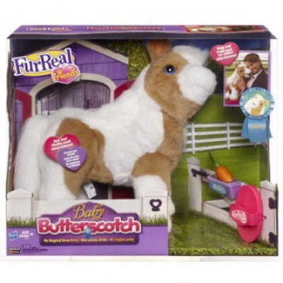 99041 Интерактивная игрушка Малыш Пони FurReal Friends