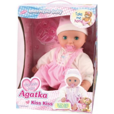 99048 Кукла KissKiss Agatka