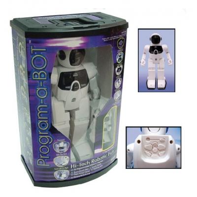 99017 Робот программируемый 36 функций + мини робот Maxi Pals Silverlit
