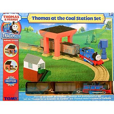 "995691 Железная дорога ""Томас с углем"" Tomy"