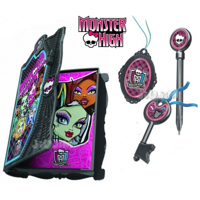 000MHD Магический дневник Монстер Хай с амулетом Monster High