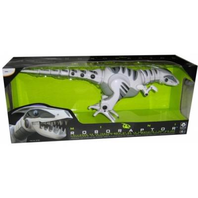 998195 Робот динозавр Roboraptor (мини) Wow wee