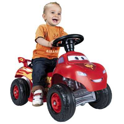 99009 Детский Квадроцикл Молния Маккуин Feber (Фебер)
