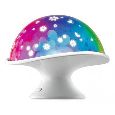 992017 Детский Светильник-проектор Лунный гриб In My Room Uncle Milton