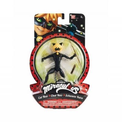39722 Игрушка фигурка Супер-Кот 14 см Леди Баг и Супер Кот Bandai