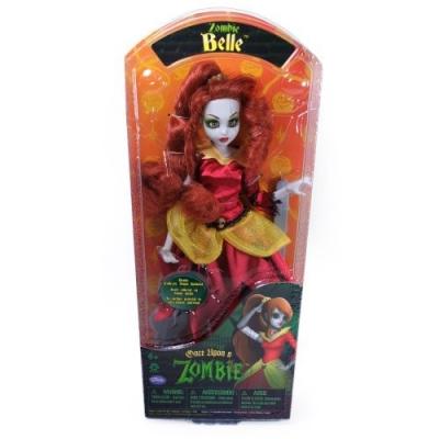 """0902 Кукла """"Зомби"""" Бэлль Famosa Wow Wee"""