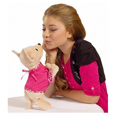 99037 Интерактивная собачка Звезда Чи Чи Лав 12 команд Chi Chi Love Simba
