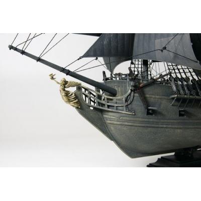 """99466 Модель Корабль Джека Воробья """"Чёрная жемчужина"""""""