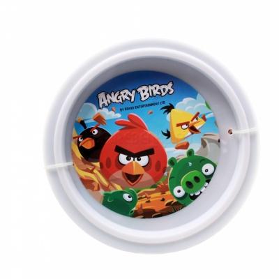 99624 Игра Angry Birds. Набор кубиков, фигурки, рогатка.