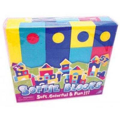 *5336 Мягкие кубики для малышей Hurricane