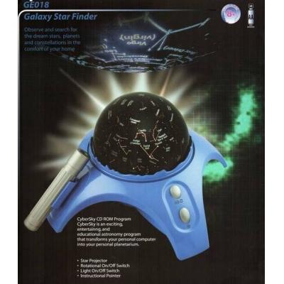 *GE018 Планетарий проектор Звездное небо