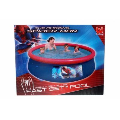 """99413 Надувной бассейн Easy Pool """"Человек-паук"""""""