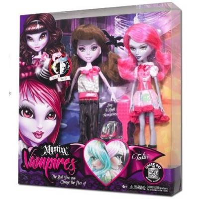 997711 Кукла Мистикс Вампиры Талин с одеждой День&Ночь Mystixx Vampires