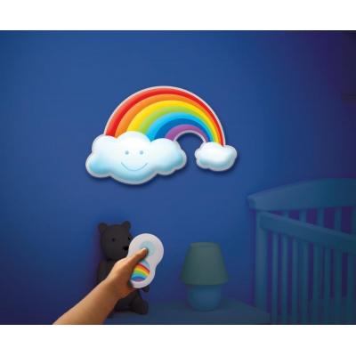 992342 Детский Ночник Радуга In My Room Uncle Milton