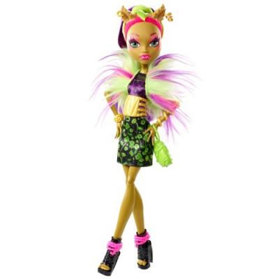 990118 Кукла Монстер Хай Клонера Clawvenus Freaky Fusion