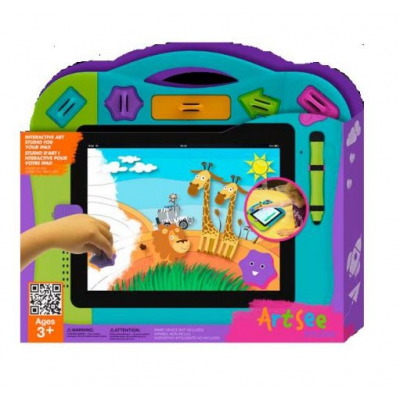 0320 ArtSee Детская Студия для IPad WowWee
