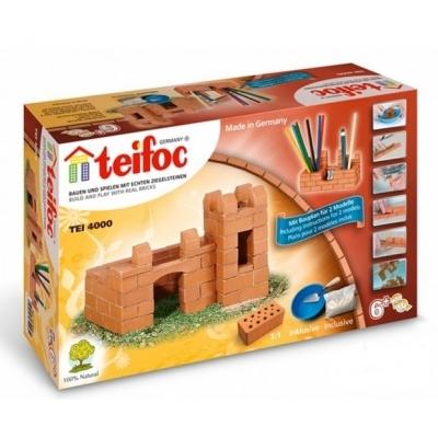 TEI4000 Строительный набор из кирпичиков Подставка Teifoc
