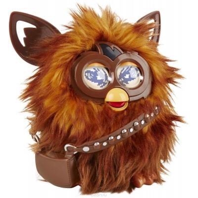 991556 Игрушка интерактивная Ферби Фербакка Furby Star Wars Hasbro