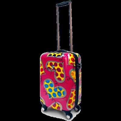 9912-22 Дорожный чемодан на колесиках Heys Britto Hearts Carnival 22''