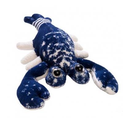 *SW-0084 Мягкая игрушка Рак малыш синий 20 см Абвгдейка