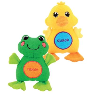 10032EP Мягкая игрушка для ванны Sassy