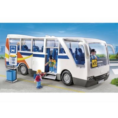 99487 Конструктор Школьный автобус Playmobil