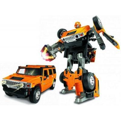53091 Игрушка Робот-трансформер Машина Hummer H2 1:24 Happy Well