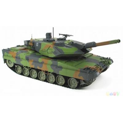 *0807 Танк на радиоуправлении Leopard 2A5 Hobby