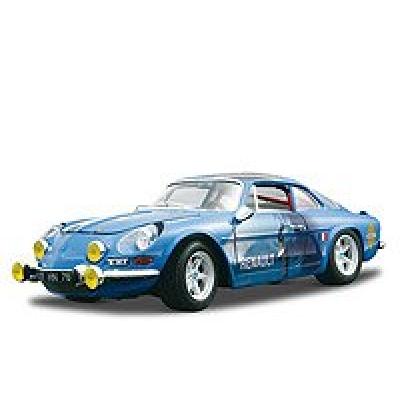 18-15033 Модель машины Renault Alpine (1971) Bburago
