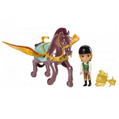 *CKB24 Игровой набор Кукла с пегасом в ассортименте София Прекрасная Mattel Hasbro