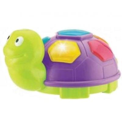 23551 Музыкальная черепаха 18 мелодий Red Box