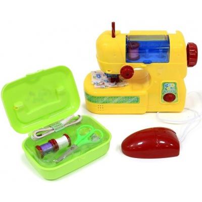 """99107 Детская швейная машинка """"Помогаю маме"""" Rinzo"""