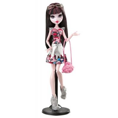 "CHW55 Кукла Дракулаура ""Бу Йорк"" Монстер Хай Mattel"