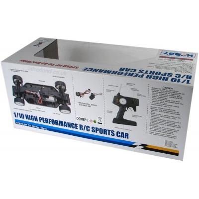 0301 Машина на радиоуправлении Subaru Impreza