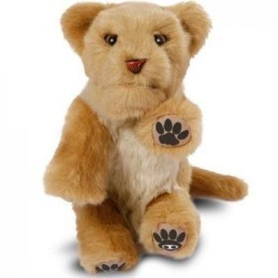 9200 Игрушка интерактивная Львенок Mini Lion Wowwee