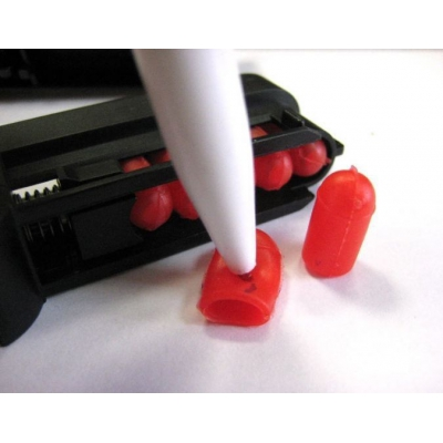 *636/22 Оружие игрушечное с тиром Edison Giocattoli