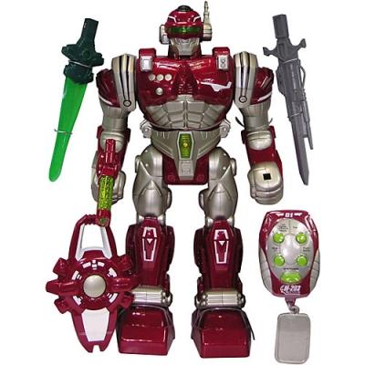 990078 Робот радиоуправляемый Экстремальный воин HAP-P-KID